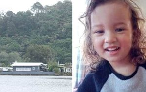 Police officer breaks down describing discovery of toddler killed by her father