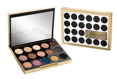 December 10 - Buy a statement eye palette