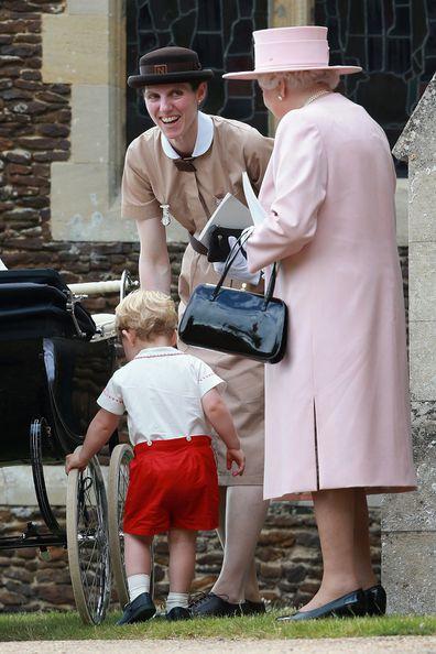 Royal nanny Maria Teresa Turrion Borrallo made the switch to the new formula.