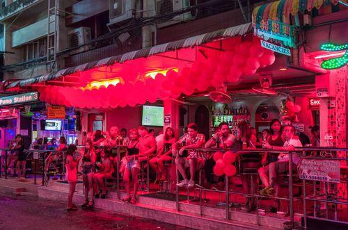 The Thai resort of Pattaya is a popular destination for Australian tourists. (AAP).