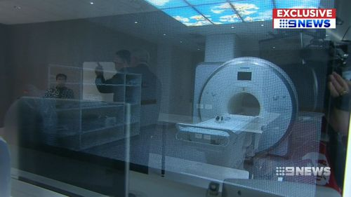 There's a 50-space emergency department, intensive care, maternity, paediatrics and cancer care. Picture: 9NEWS