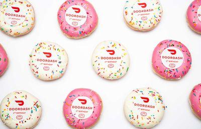 Krispy Kremes giving away 26,000 doughnuts this weekend via DoorDash