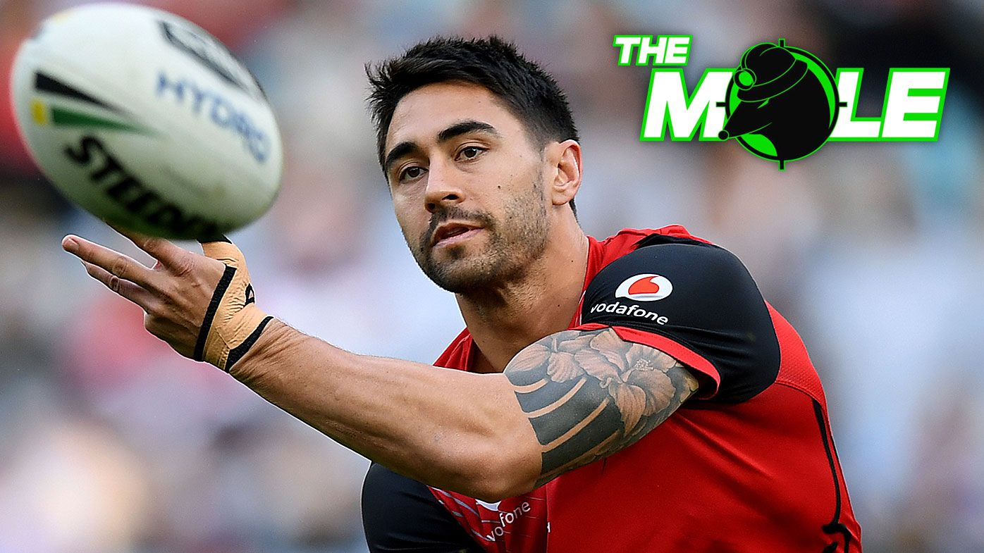 Shaun Johnson released by Warriors