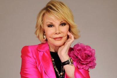 """Documentary <i>Joan Rivers: A Piece of Work</i> premiered in June 2010, covering the epic career of the comic icon. <br/><br/>The late film critic Roger Ebert called the film, """"one of the most truthful documentaries about show business he'd ever seen."""" <br/>"""