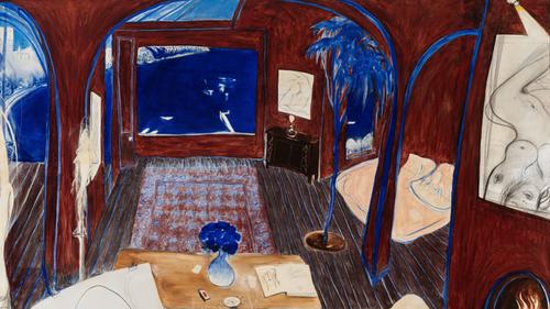 Brett Whiteley painting sells at auction for $6 million, breaking Australian record