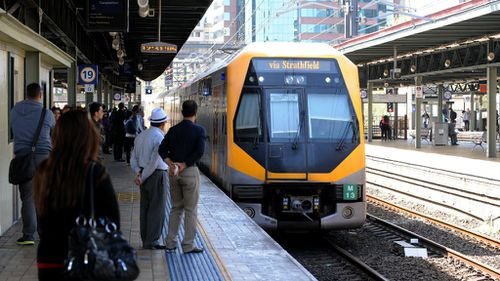 Two men found dead at Sydney train station