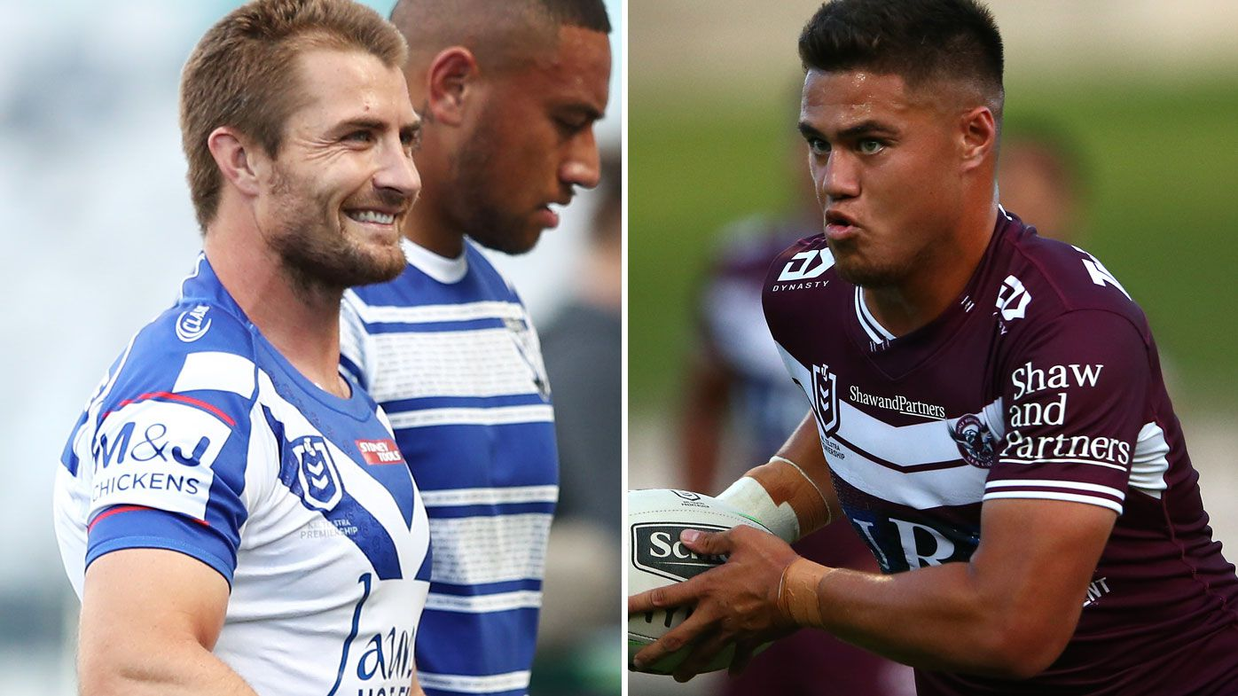 EXCLUSIVE: Peter Sterling urges Manly young gun Josh Schuster to embrace Kieran Foran return