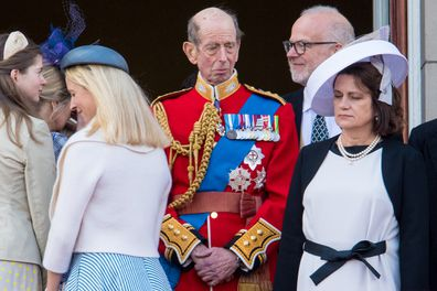 Queen's cousin involved in car crash