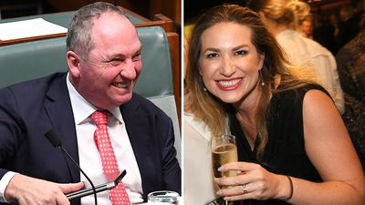 Coalition MPs back away Joyce's '$150k interview'