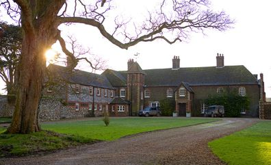 Anmer Hall was gifted to the Duke and Duchess of Cambrige following their marriage.