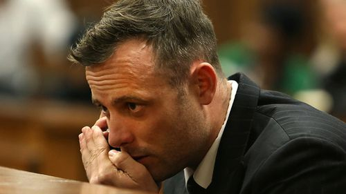 Oscar Pistorius got a bruise after he was involved in a fight with a fellow inmate. (AAP)