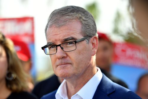 NSW Leader of the Opposition Michael Daley conceded parts of his luxury car tax proposal may need tweaking. (AAP Image/Mick Tsikas)