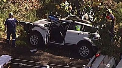 NSW man killed in multi-car crash