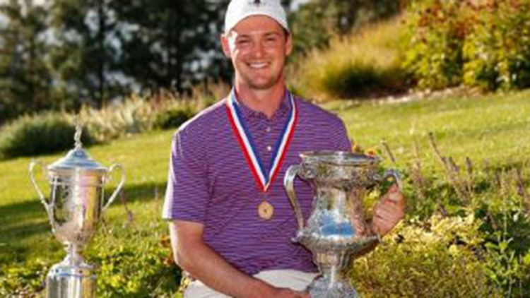Aussie amateur Lukas Michel wins Masters spot with historic victory