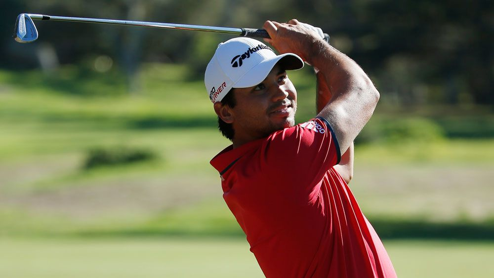 Day fires into contention at Pebble Beach