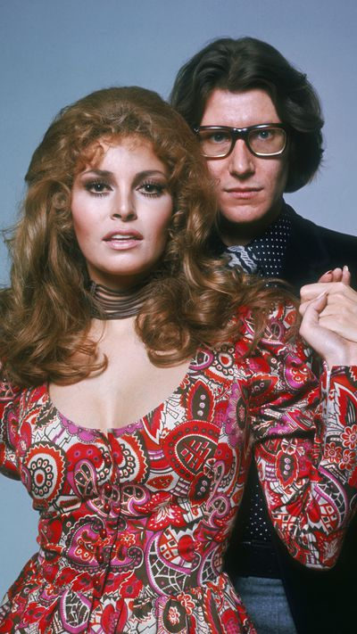 """<p>""""He is very middle-of-the-road French-very pied-noir, very provincial.""""</p> <p>On Yves Saint Laurent.<br /> <br /> </p>"""