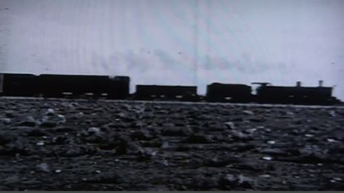 This year marks 100 years since the completion of the Trans Australian Railway. (9NEWS)