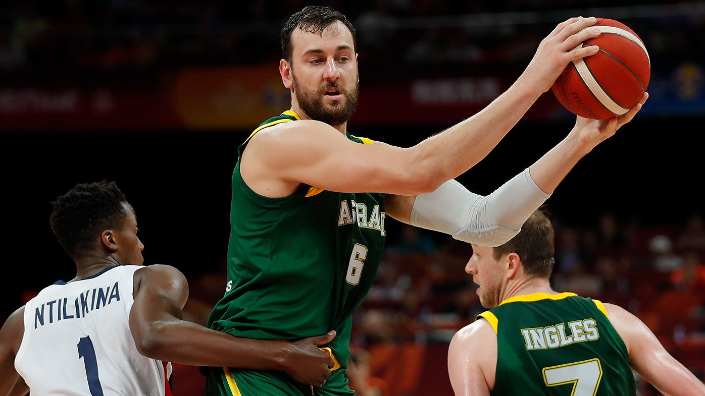 Andrew Gaze admits he was 'disappointed' by Andrew Bogut's call to retire before Tokyo Olympics