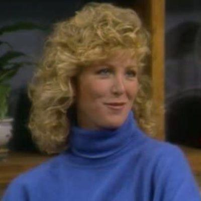 Joanna Kerns as Maggie Seaver: Then