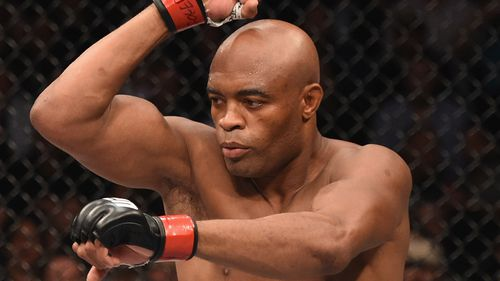 UFC champion Anderson Silva tests positive for steroids