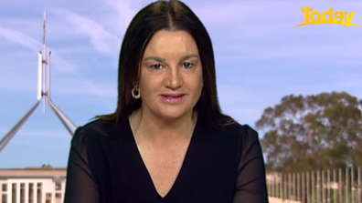 Jacqui Lambie claimed thousands of soldiers are being thrown 'under the bus'.