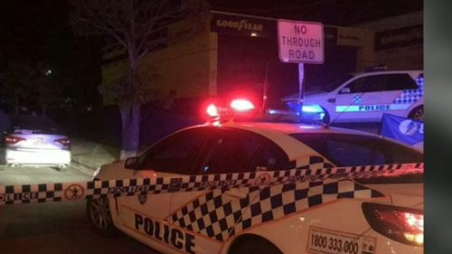 Two men have been charged with attempted murder over the incident.