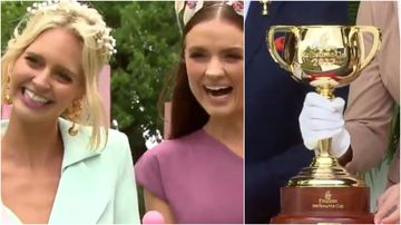 Melbourne Cup carnival officially off and running