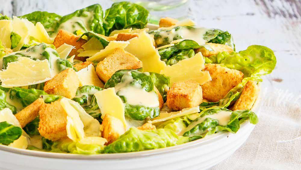 Classic Caesar salad by Cardini's
