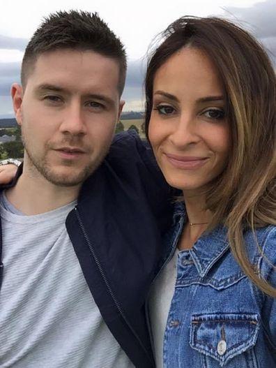 Susane and Daniel IVF couple