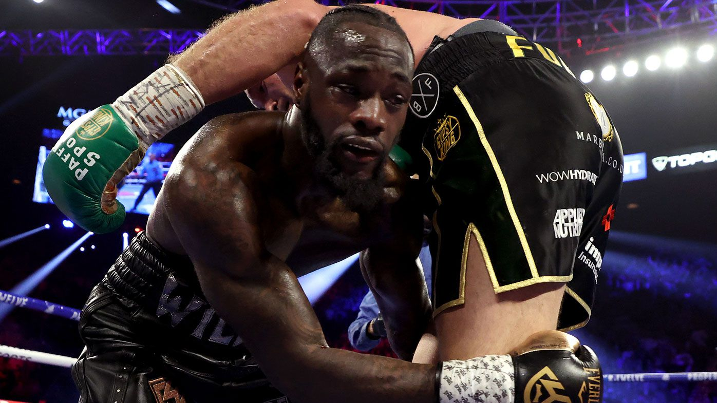 Deontay Wilder 'can't fight', claims Teddy Atlas as brutal reaction to loss unfolds