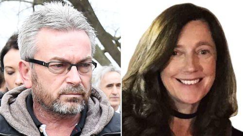 Borce Ristevski is accused of murdering his wife, Karen Ristevski.