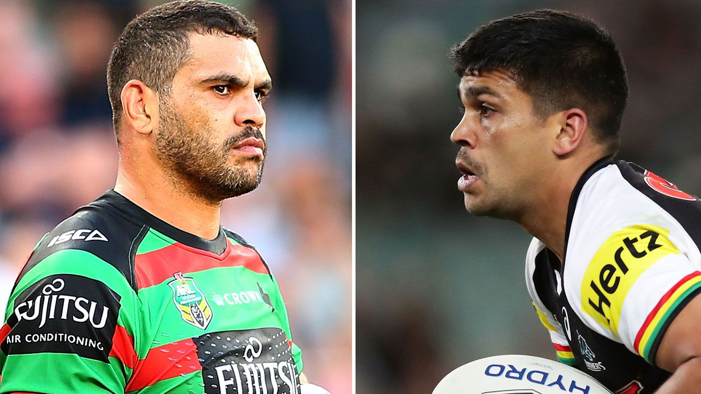Racial abuser facing lifetime ban for slurs aimed at South Sydney's Greg Inglis and possibly Penrith Panthers' Tyrone Peachey