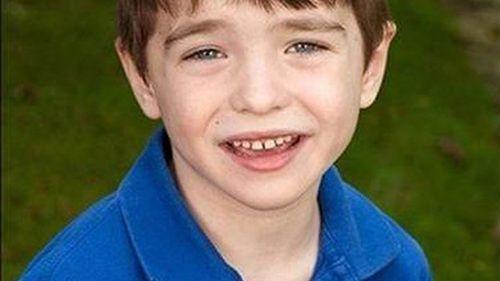 Dylan Hockley, six.