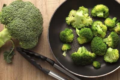 <strong>...broccoli.</strong>