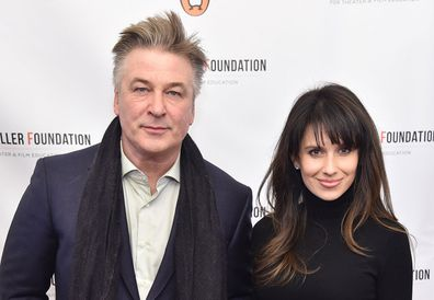 Alec Baldwin (left) leaves Twitter after the uproar over his wife's heritage