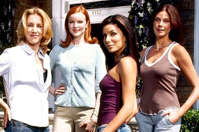 Felicity Huffman, Marcia Cross, Eva Longoria and Teri Hatcher are the core ladies on <i>Desperate Housewives</i>, but another very well-known actress was almost part of their suburbam clique.