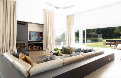 Amileka's living area