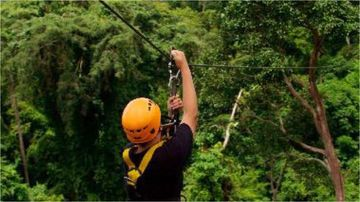 A Canadian tourist has died in a zipline accident in Chiang Mai, Thailand.