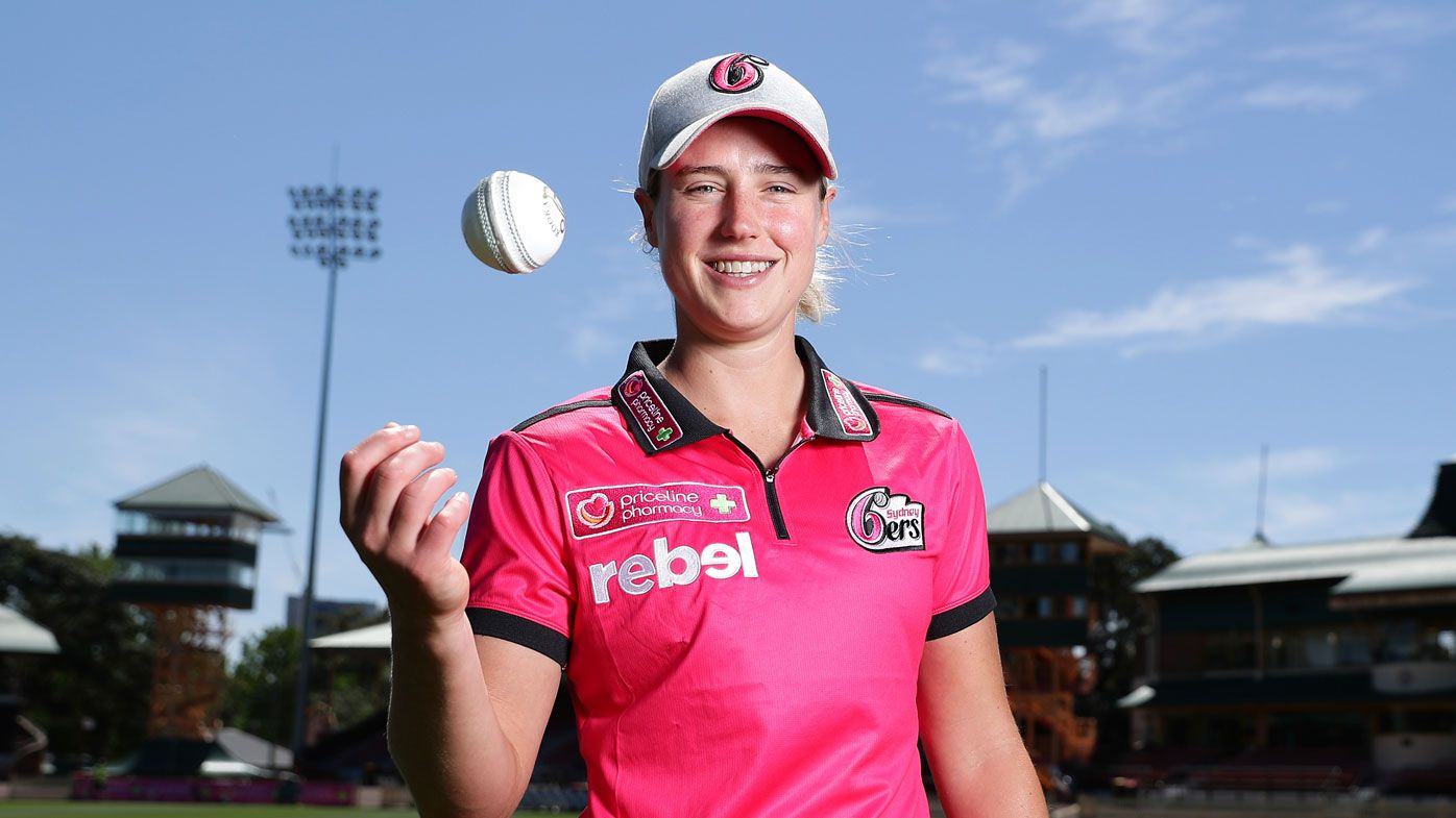 Sixers belt Stars as Healy, Perry in world-record WBBL spree