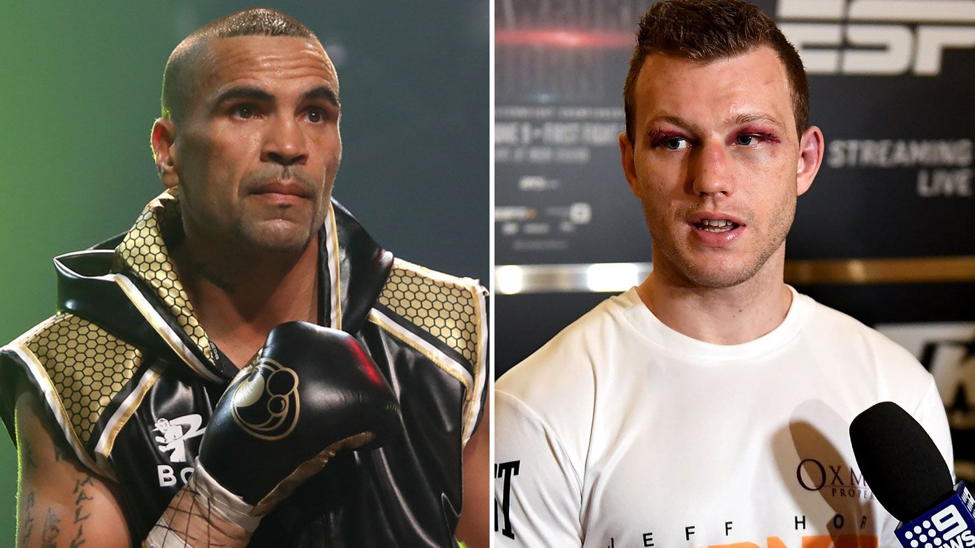 Jeff Horn's promoter shuts down reports of bout with boxing veteran Anthony Mundine
