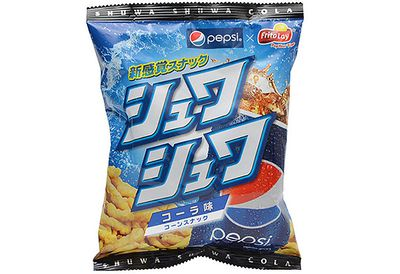 Pepsi-flavoured Cheetos
