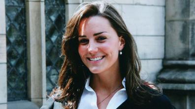 Kate Middleton university days