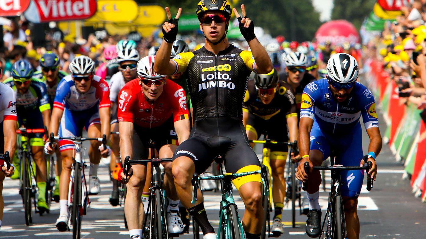Richie Porte crashes, forced to quit Tour
