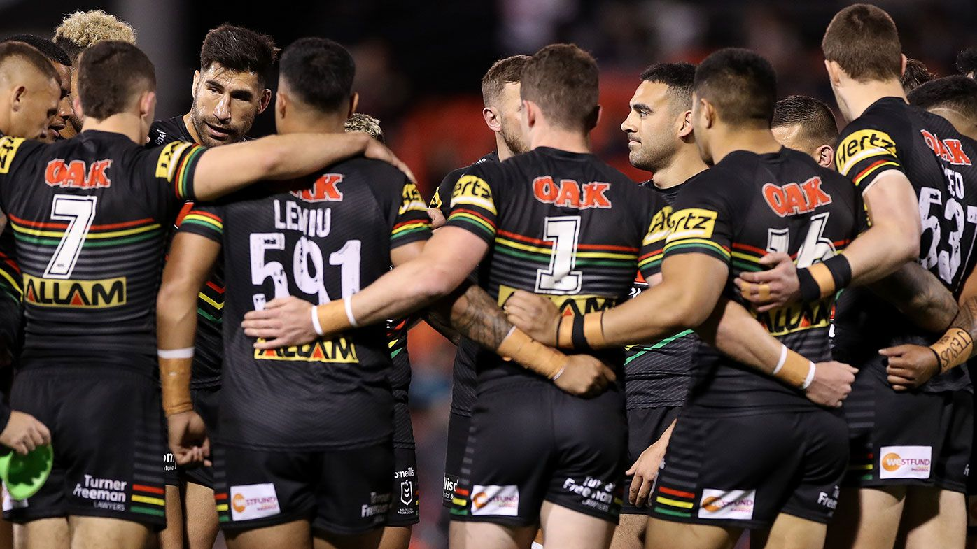 EXCLUSIVE: Andrew Johns urges Penrith Panthers players to avoid social media after vile rumours saga