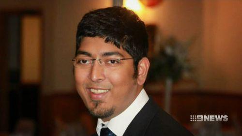 Mr Muzahid also suffered from high blood pressure, 9NEWS understands.