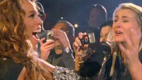 Beyonce makes tone-deaf fan sing