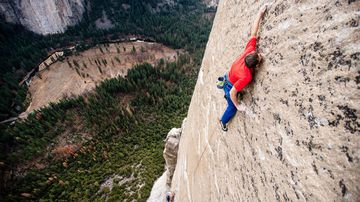 The Dawn Wall ascent was largely viewed as an impossible dream.