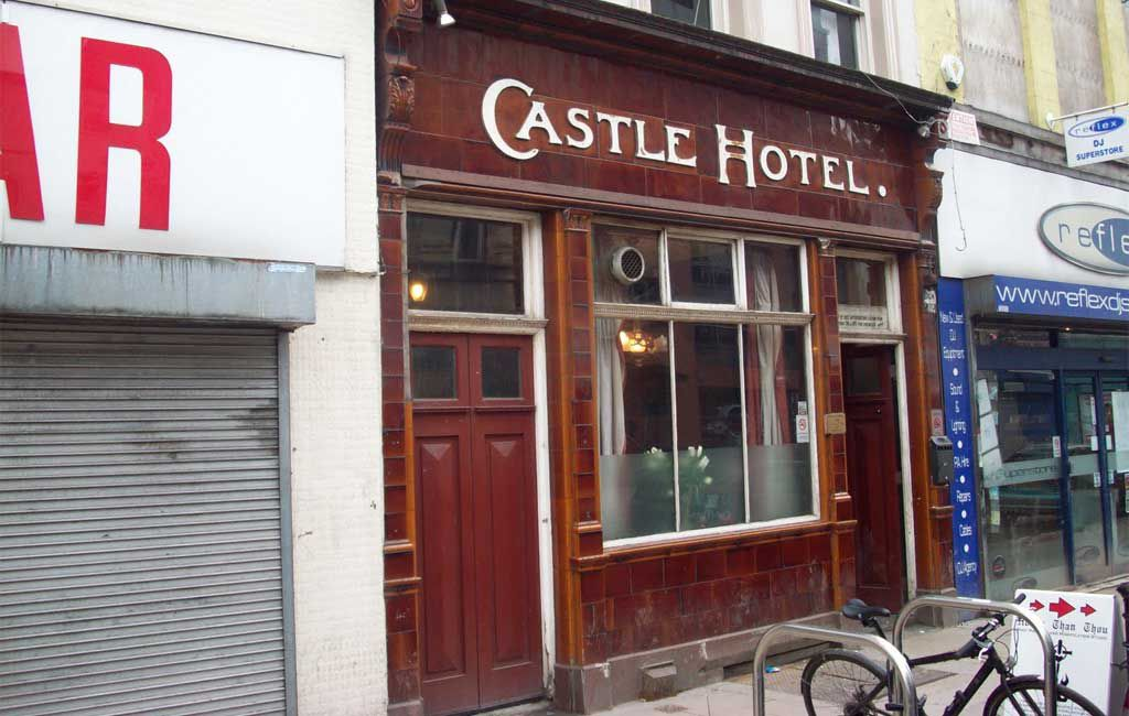 The Castle Hotel Manchester UK