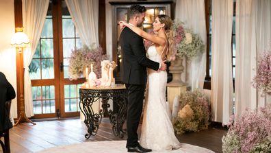 2021 MAFS Bec Jake wedding