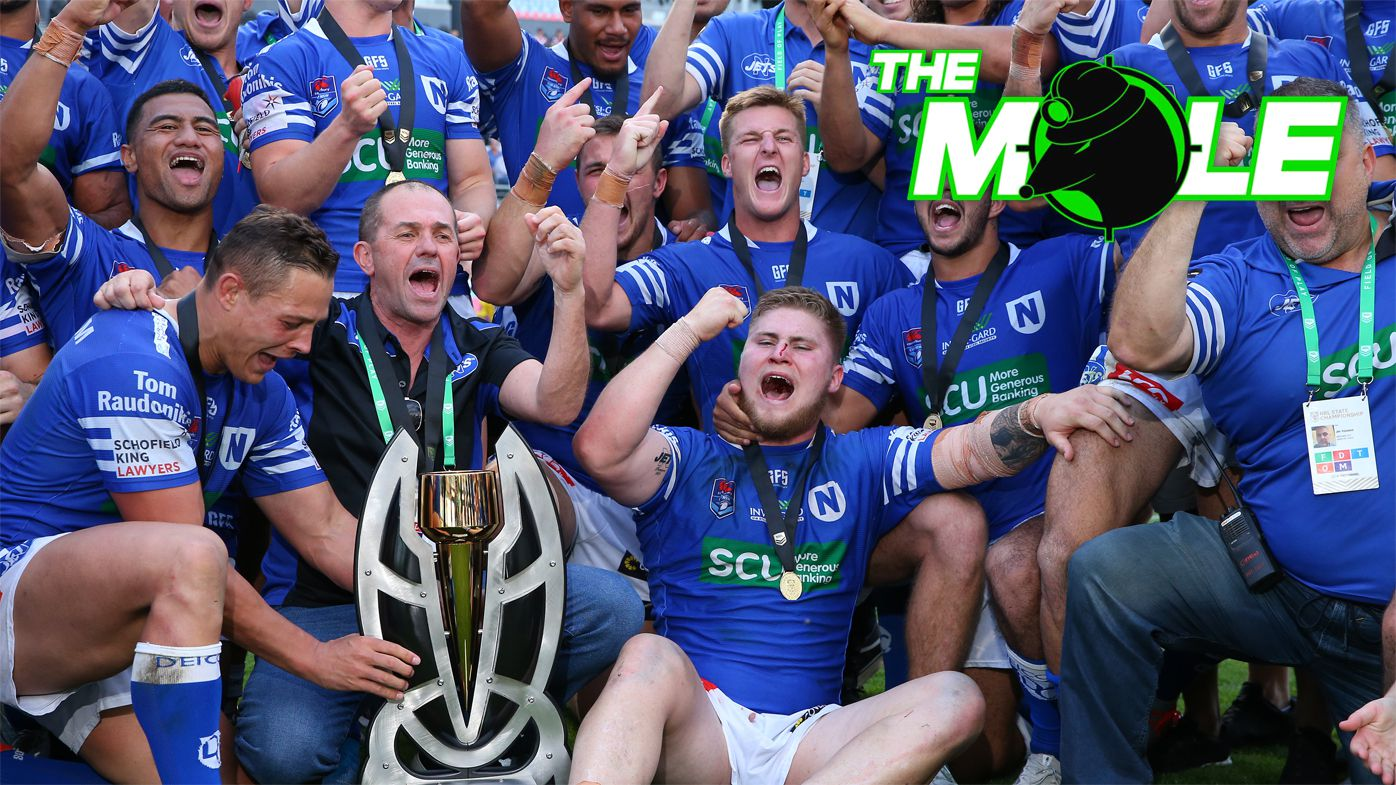 The Mole: Newtown Jets reward club stalwart with incredible 112-year first